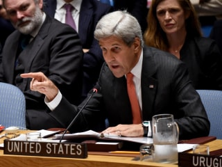 Kerry on Syria: Feels Like I'm in 'Parallel Universe' to Russia's Lavrov