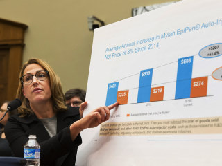 Amid Lawsuits and Investigations, EpiPen Maker Mylan Is Cutting 3,000 Jobs