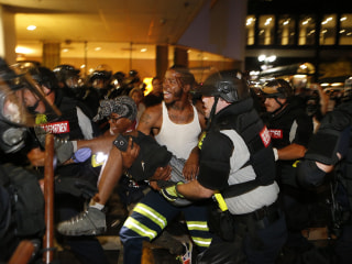 Man Shot in Keith Lamont Scott Protests Dies in Charlotte, N.C., Hospital