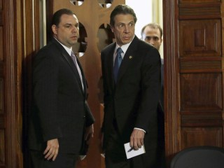 Gov. Cuomo's Former Aides Charged in New York Corruption Probe