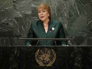 Chile's President to Send Gay Marriage Bill to Congress in 2017