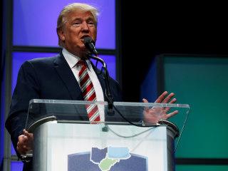 Trump Calls For National Anti-Crime Agenda Amid Charlotte Unrest