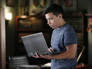 Conrad Ricamora Talks 'How to Get Away With Murder'