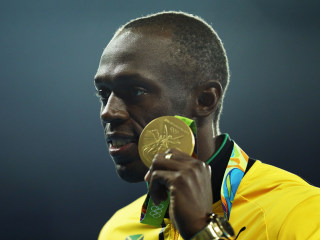 Usain Bolt Received Offers to Play in NFL but was Scared by Hits