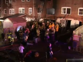 2 Firefighters Killed, 4 Injured in Delaware Blaze