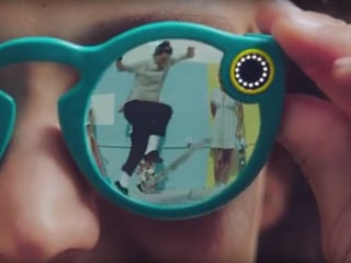 Snapchat Launches Video Sunglasses and Becomes Snap Inc.