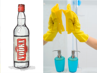 How to clean and disinfect your home using vodka