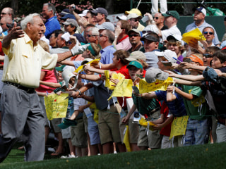 Life in Photos: Golfing Legend Arnold Palmer Dies at 87