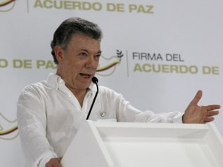 Colombia to Sign Peace Accord After 5 Decades of Violence