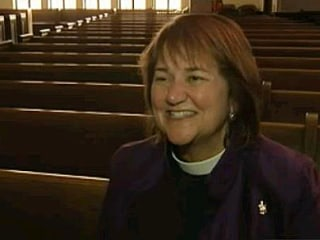 Election of Lesbian Bishop Highlights Struggles Within United Methodist Church