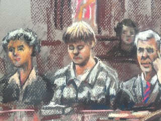 Dylann Roof's Videotaped Confession Stuns Courtroom