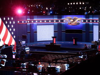 The Lid: Clinton and Trump Square Off in First Debate