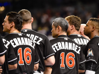 Fernandez Remembered in Marlins' First Game Since Fatal Accident