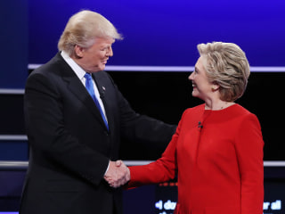 NBC News Presidential Debate: Trump vs. Clinton for 90 Minutes