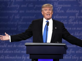 Donald Trump Makes Tax Return Ultimatum