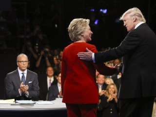 Full Transcript from the First Presidential Debate Between Trump, Clinton