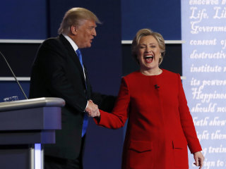 The Lid: Clinton Triumphs in Post-Debate Polls