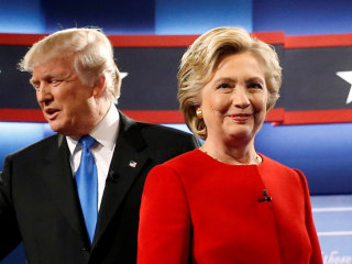 Poll: Majority of Voters Say Clinton Won First Presidential Debate