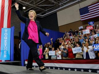 Clinton: Debate Exposed Trump's 'Dangerously Incoherent' Policies