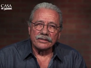 Edward James Olmos, Carlos Santana, Lin-Manuel Miranda: Register to Vote!