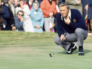 Loss of Arnold Palmer Will Be Felt On Both Sides at Ryder Cup