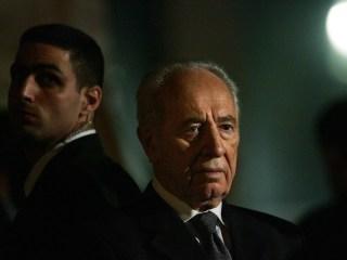 Israeli Statesman Shimon Peres Dies