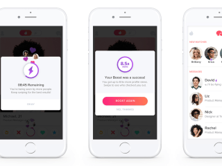 Dating on a Deadline? Tinder 'Boost' Can Help With That