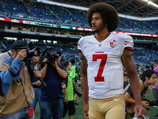 WATCH: NFL QB Kaepernick Shares Thoughts on Presidential Debate