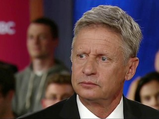 Gary Johnson 'Still Can't Come Up With' Foreign Leader He Admires
