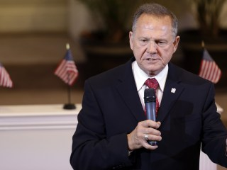 Roy Moore Suspended From Alabama Supreme Court For Anti-Gay Marriage Order
