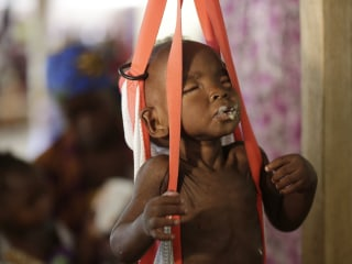 Famine Will Kill 75,000 Kids in Boko Haram Zones, UNICEF Says