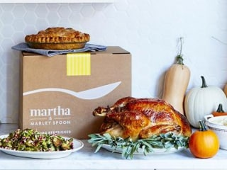 Delivery! Want a Martha Stewart Thanksgiving Without (Most of) the Work?