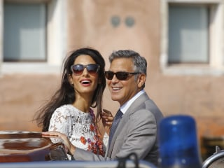 Here's What George Clooney Got Amal for Their 2nd Anniversary