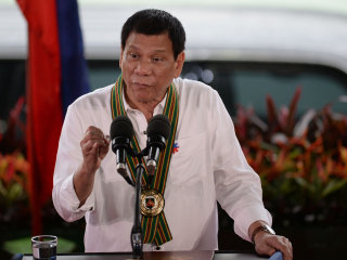 Philippines' Duterte Tells Obama 'You Can Go to Hell' in New Tirade
