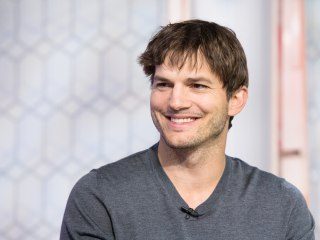 Is It a Boy? Ashton Kutcher Drops a Big Hint About Baby No. 2