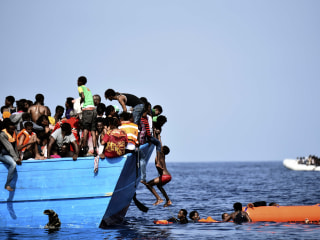 2016 Is Now Deadliest Year for Migrants in the Mediterranean: UN Agency