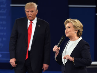 Poll: Likely Voters Say Clinton Won Second Presidential Debate