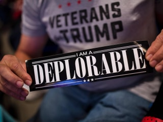 First Read's Morning Clips: Trump Backers Vow Revenge on GOP