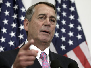 Former Speaker Boehner: Obamacare Repeal and Replace Won't Happen
