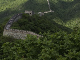 NBA Player Writes Name on Great Wall of China, Later Apologizes