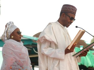 Nigeria First Lady Aisha Buhari Says She May Not Vote for Husband