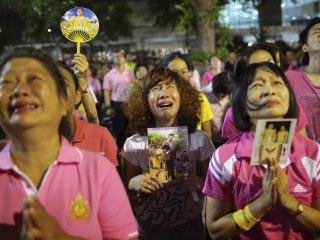 Thailand Mourns King Bhumibol