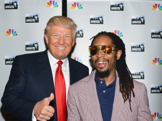 Lil Jon Says He Asked Trump to Stop Calling Him 'Uncle Tom' During 'Celebrity Apprentice'