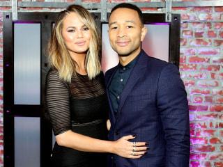 John Legend, Chrissy Teigen Share Sweet Snaps From Luna's 6-Month Birthday