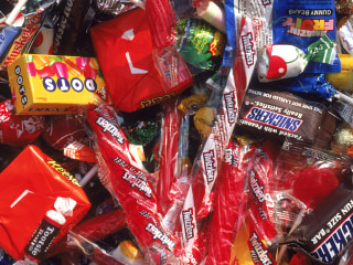 What is the most popular Halloween candy in your state?