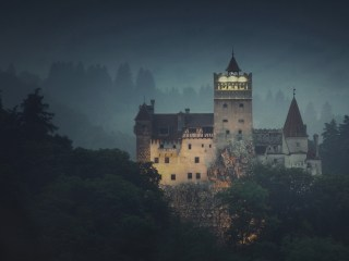 You can spend the night in Dracula's castle on Halloween — here's how