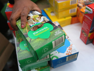 Girl Scout cookie cereals set to go on sale in January