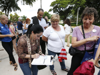 More Democrat-Leaning Miami Cubans, Latinos Could Help Clinton Win Fla.