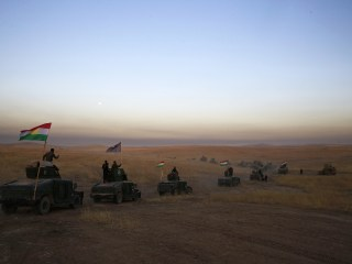 Iraqi Forces Prepare to Retake Mosul From ISIS