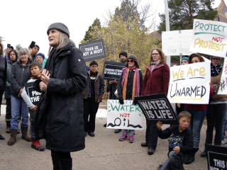 'Democracy Now' Host Amy Goodman Cleared of Dakota Pipeline Charges